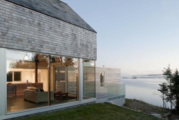 Канадский дом от MacKay-Lyons Sweetapple Architects