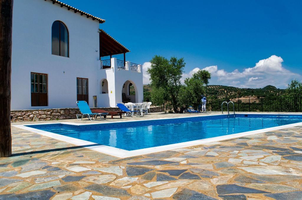 Przykład 2, dom na sprzedaż Peloponez Grecja: domwgrecji.pl