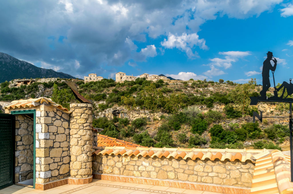 wakacje grecji stresu stoupa peloponez