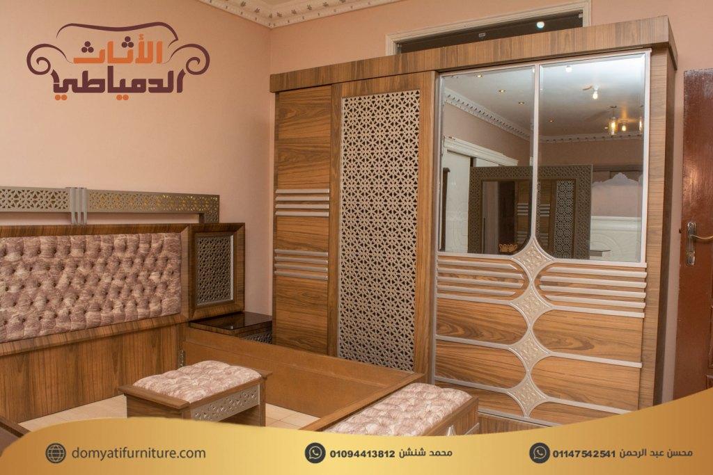 غرف نوم فخمة للعرسان