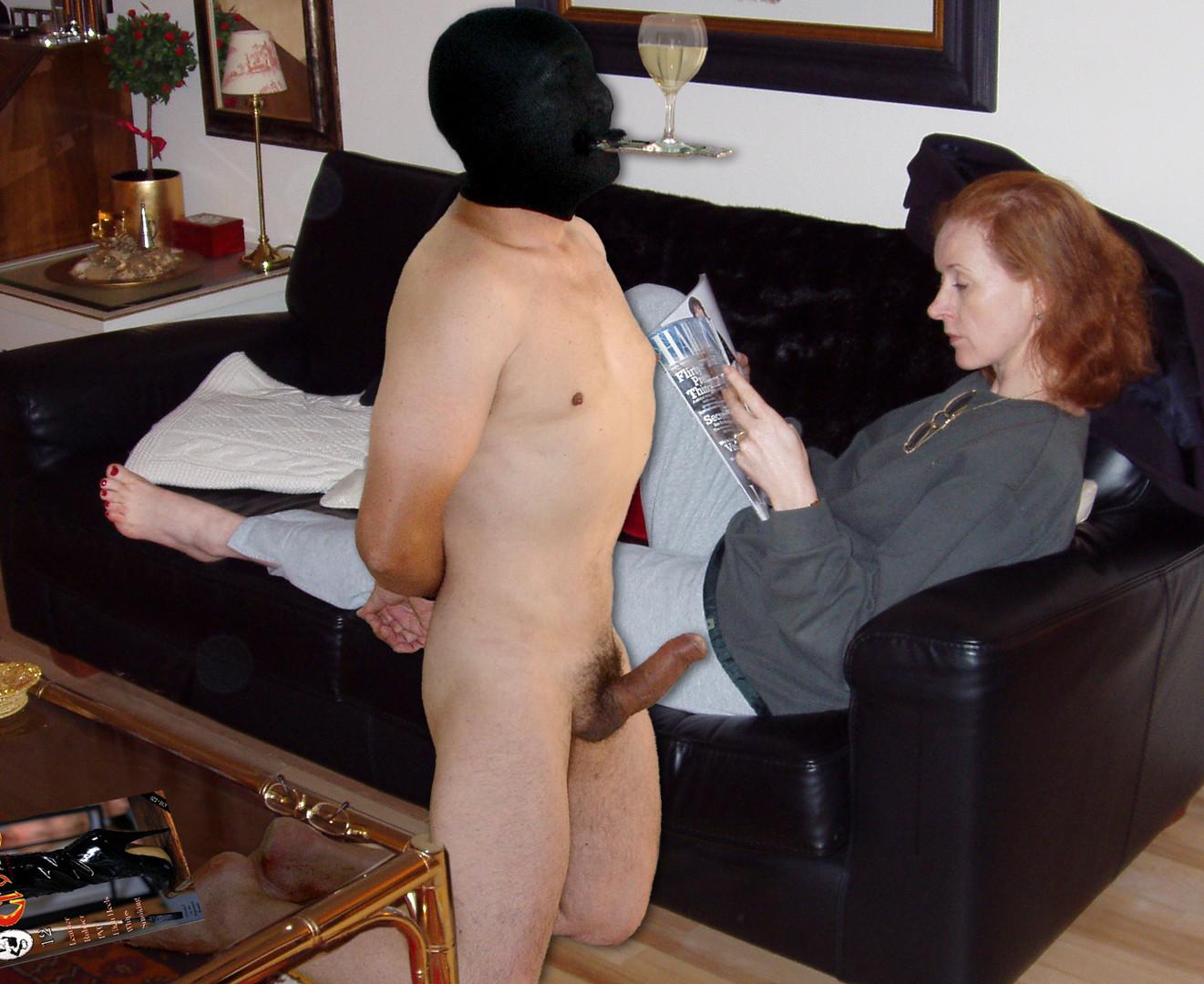Cfnm Slave