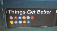 Fake Subway Signs