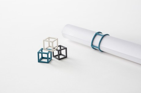 Cubic Rubber Bands
