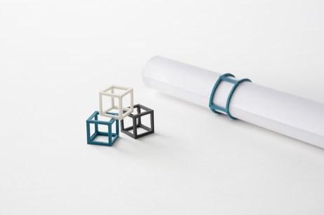 Cubic Rubber Bands