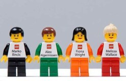Lego Employees