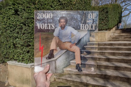 Retracing Reggae Record Sleeves With Alex Bartsch