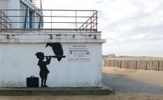 The Jungle Refugee Camp in Calais