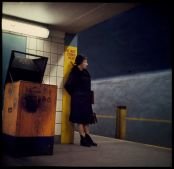 A Look at Rare Vintage NYC Subway Trains, by Danny Lyon