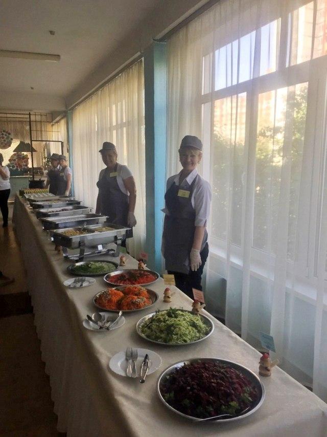 У столичній школі № 119 відбулася презентація мультипрофільного харчування - 9f5233e1 098e 4909 acfe 3694f62e8ae1