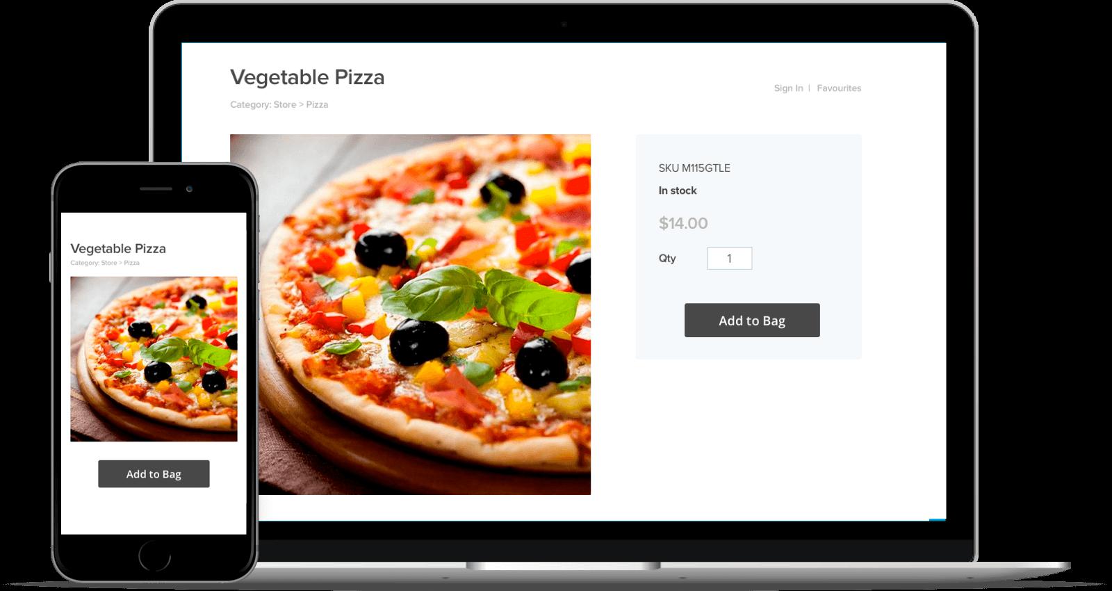 Restaurant Online Ordering System Get Your Menu Online