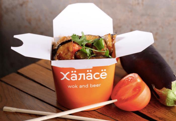Ресторан китайской кухни «Халасё» делает ставку на «говорящее» название