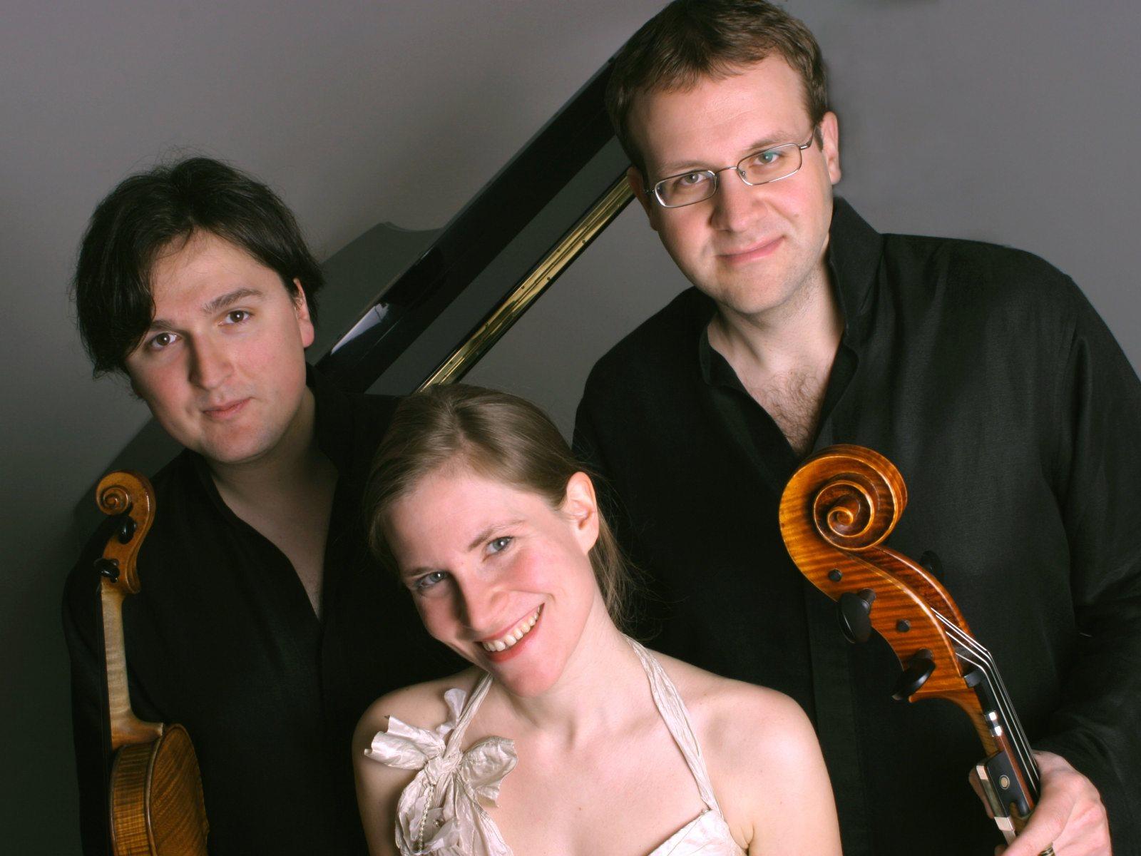 Review of the Morgenstern Trio (Stefan Hempel, violin