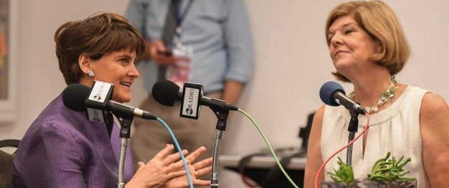 Anne Holton sat down with ABC News Radio political