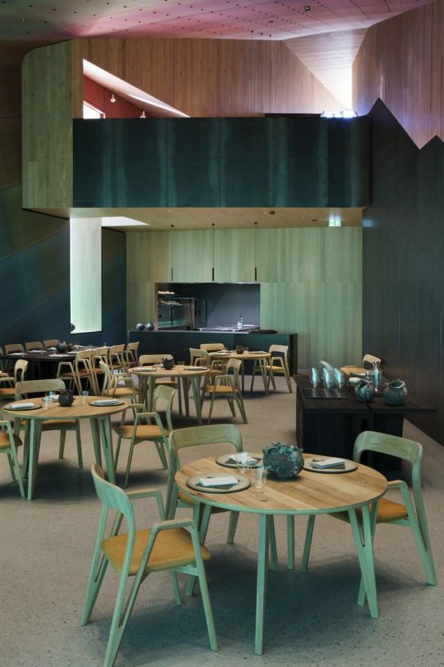 Under, o primeiro restaurante subaquático da Europa.
