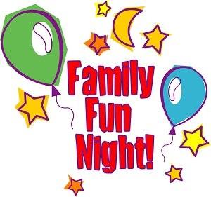 family fun night saturday 23rd