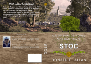 Stoc: A New Druids Novel, Volume Two