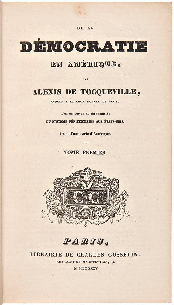 Philo - Alexis de Tocqueville et l'élection en Amérique