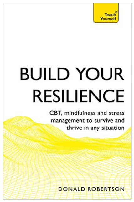 build your resilience book cover