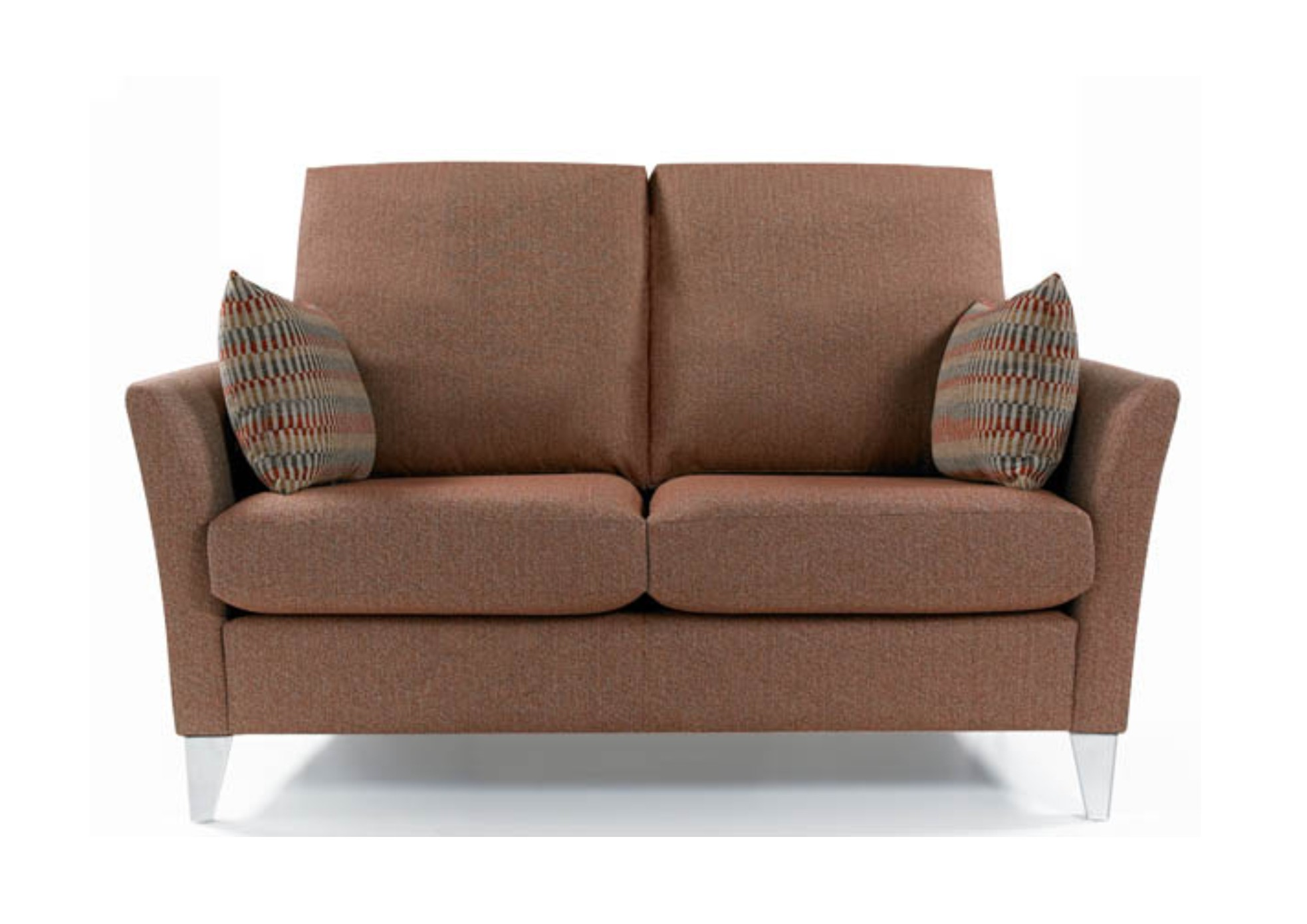 modern low back sofas bristol city nottingham sofascore milo 2 seater sofa contemporary styling with