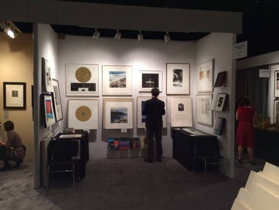 Stoney Road Press at the IFPDA print fair