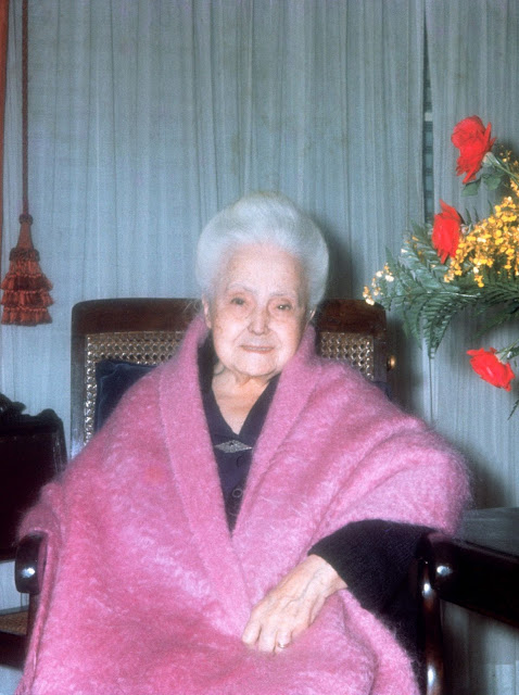 A Pilgrimage to Dona Lucilia's Home