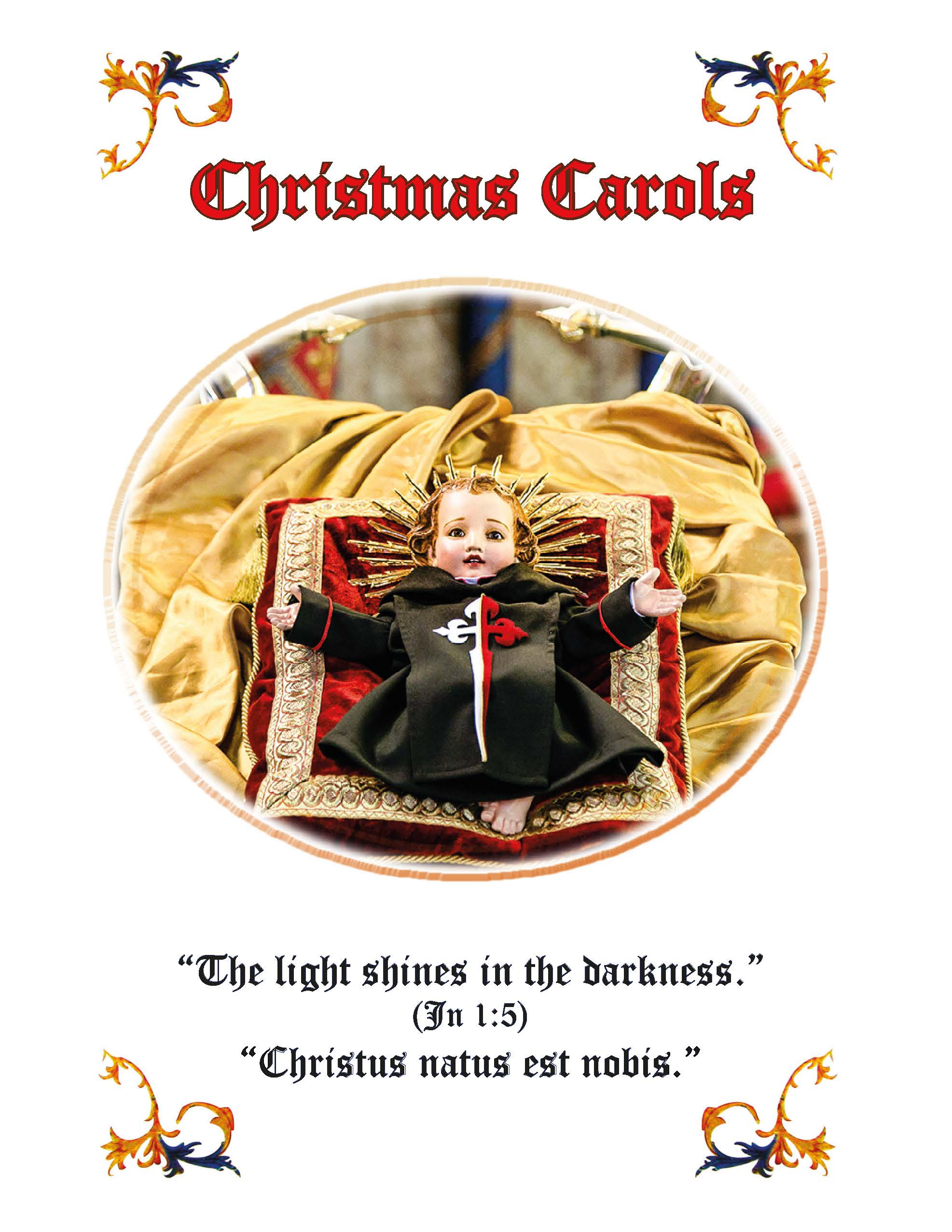 Carols for Christmas Booklet
