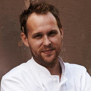 Björn Frantzén em Frantzén/Lindeberg