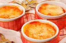 Sopa Creme de Funghi com Massa Folhada