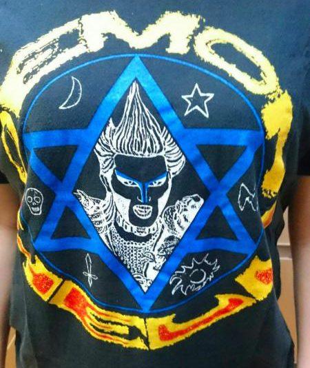 デーモン閣下Tシャツ