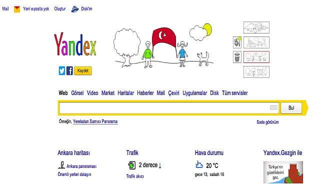 Yandex Ten 23 Nisanda Renkli Kutlama