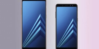 Galaxy A6 ve A6 Plus