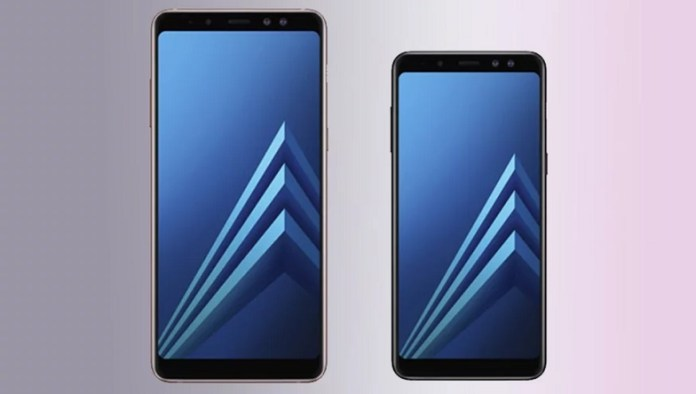 Galaxy A6 ve A6 Plus