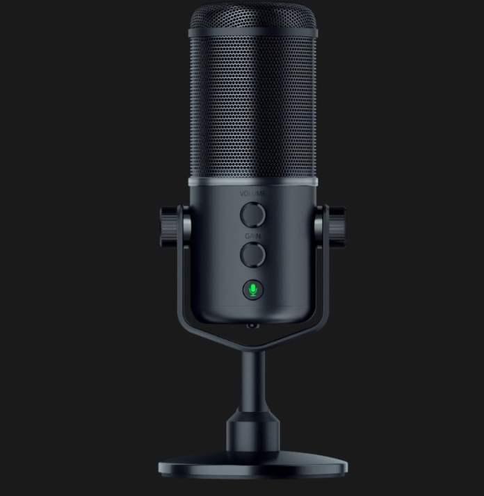 Razer Seiren Elite USB mikrofon incelemesi