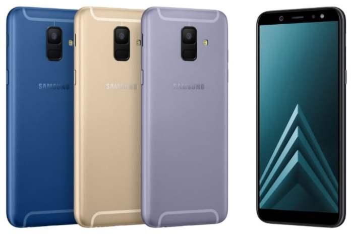 Samsung Galaxy A6+ Kamera detayları inceleme