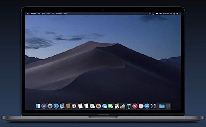 macOS Mojave nasıl yüklenir