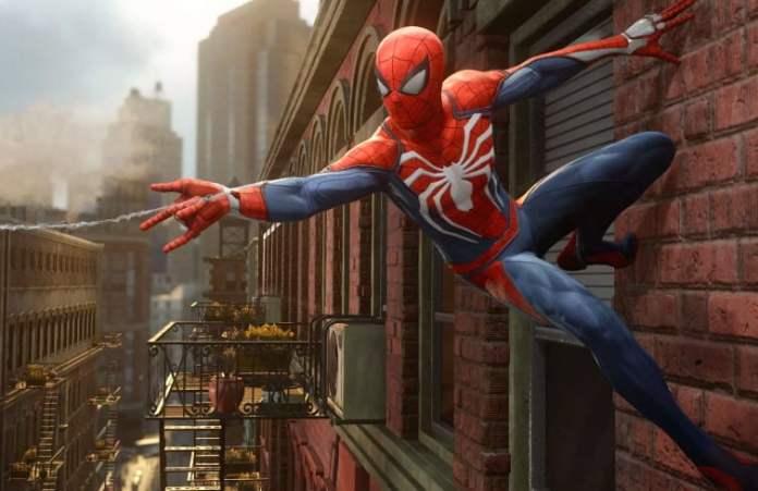 spider-man the heist