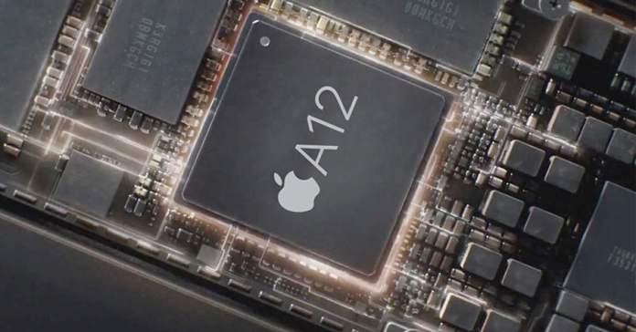 Apple A12 Bionic çip