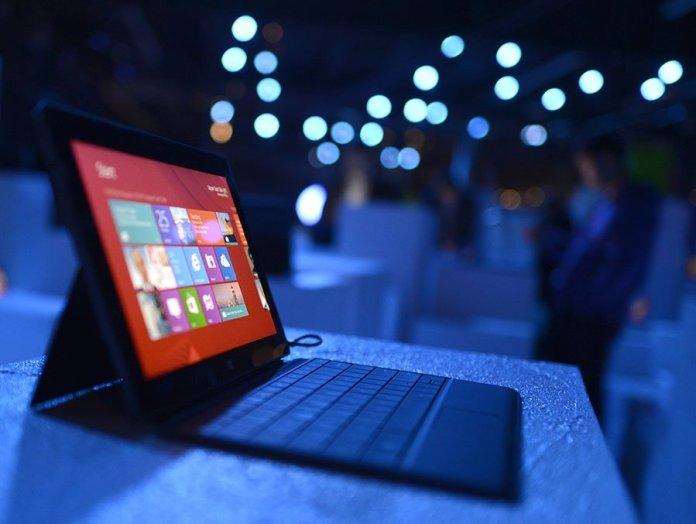 Microsoft Surface 2018