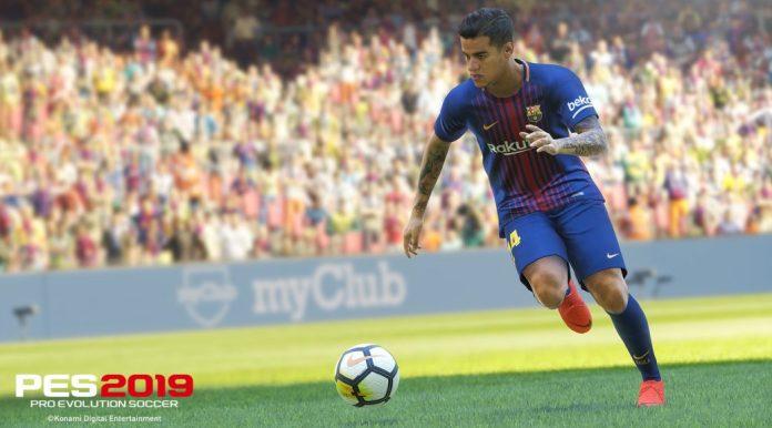 Ücretsiz Pro Evolution Soccer 2019