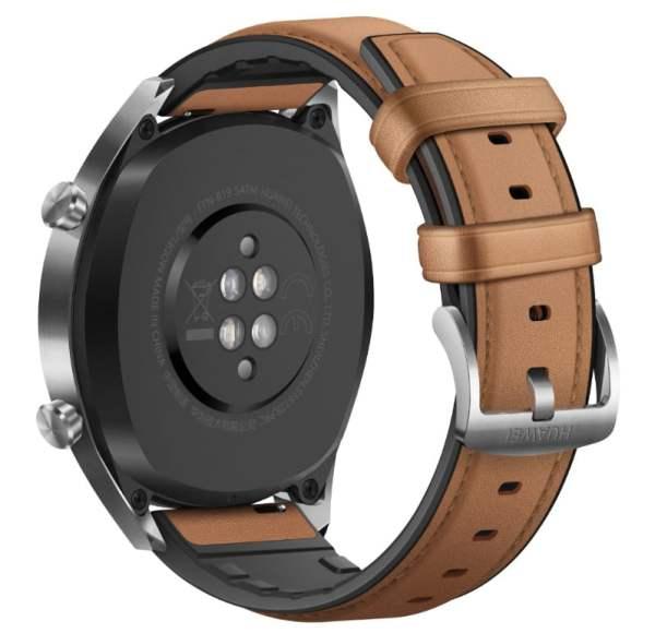 Huawei Watch GT inceleme. Tasarımı ve pil ömrüyle dikkat çeken akıllı saat