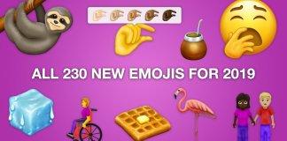 230 adet Emoji