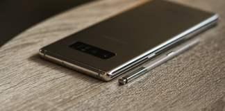 Galaxy Note 8 için Android Pie