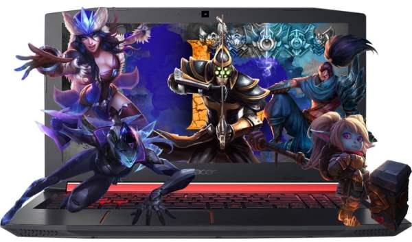 Acer Nitro 5 gaming laptop inceleme (AN515-42)