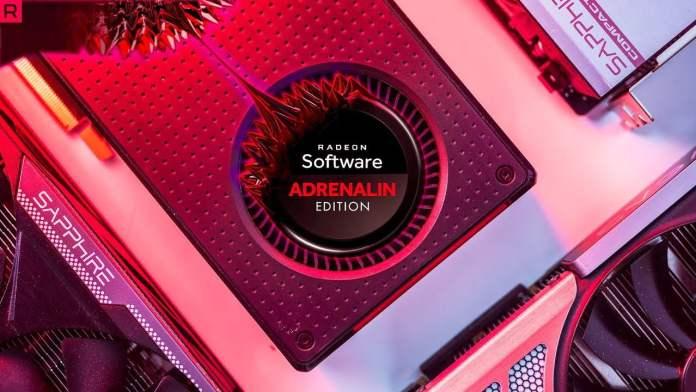 AMD Radeon Adrenalin 19.5.2