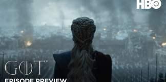 Game of Thrones 8. Sezon 6. Bölüm fragmanı