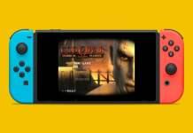 Nintendo Switch için PSP emülatörü
