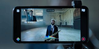 Apple iPhone X Filmic Pro