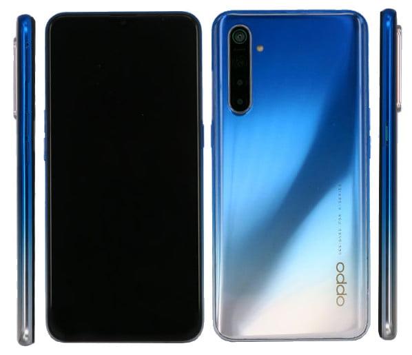 Oppo K5 özellikleri
