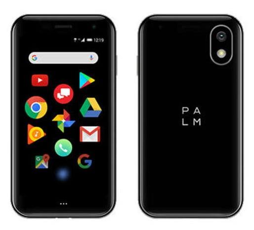 Palm akıllı avuç içi telefonu - Kutu açılış videosu (Unboxing)