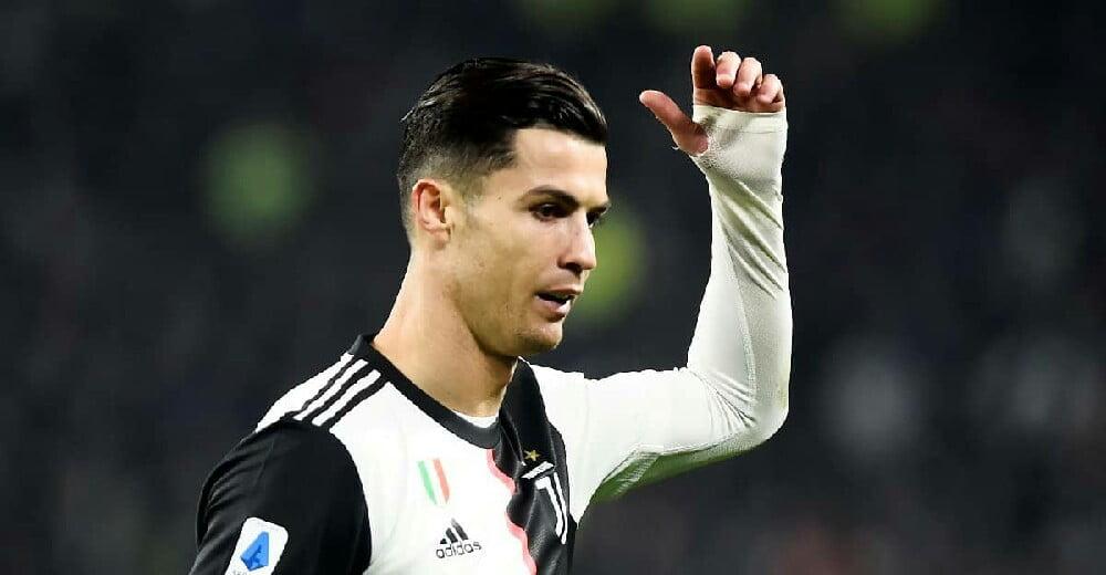 Christiano Ronaldo Corona